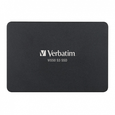 "VERBATIM SSD 128GB 2.5"" SATA3 Vi550  128GB, 2.5, SATA III, do 560 MB/s"