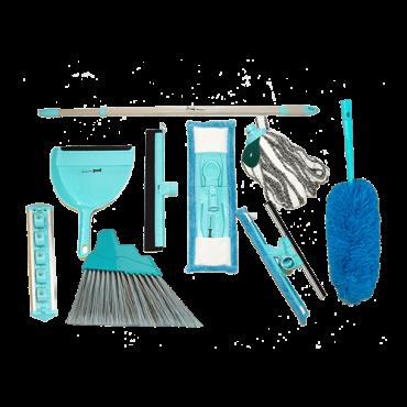 COLOSSUS Set za čišćenje CSS-4114  Komplet za brisanje podova, Plava