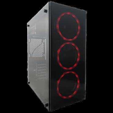 Računar GIGATRON PRIME LIDER POLARIS  AMD Ryzen 5, 8GB DDR4 3000 MHz, 240GB SSD, AMD Radeon RX 570