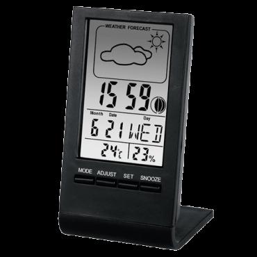 HAMA Termometar/Higrometar TH-100 LCD  Crna