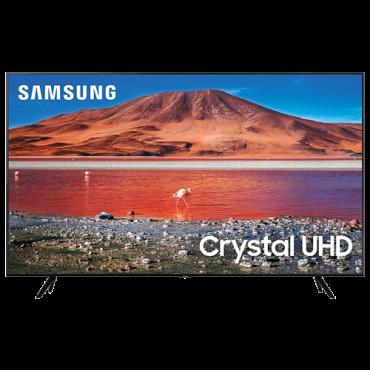 "SAMSUNG Televizor UE50TU7072UXXH SMART (Crni)  LED, 50"" (127 cm), 4K Ultra HD, DVB-T2/C/S2"