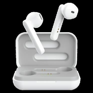 TRUST Bežične bubice PRIMO TOUCH TWS (Bele)  Bluetooth, do 10 sati, 20Hz - 20KHz, 102dB