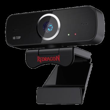 REDRAGON Webcam FOBOS GW600 (Crna)  1280 x 720, 1280 x 720, USB 2.0