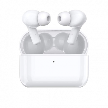 HONOR Bežične bubice HONOR CHOICE TWS (Bele)  Bluetooth, do 24 sata, Aktivno poništavanje okolne buke (ANC)