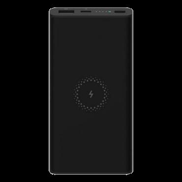 XIAOMI Mi Power bank/Eksterna baterija sa bezičnim punjenjem Essential (Crna)  10000 mAh, Crna