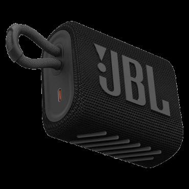 JBL Bežični zvučnik GO 3 (Crni) JBLGO3BLK  Mono, 4.2W, 43mm x 47mm, 110Hz - 20KHz