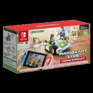 Oprema za konzole NINTENDO Mario Kart Live Home Circuit Luigi  Ostala oprema za konzole, Nintendo Switch
