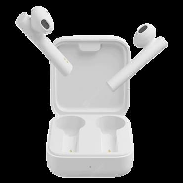 XIAOMI Bežične bubice MI TRUE WIRELESS 2 BASIC TWS (Bele)  Bluetooth, do 20 sati