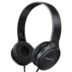 PANASONIC stereo slušalice RP-HF100E-K (Crne)  3.5mm, 10Hz - 23KHz, 103dB, 30mm