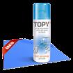 TOPY Sprej za čišćenje 120 ml + Mikrofiber krpica  Komplet