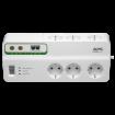 APC Home/Office SurgeArrest 6 utičnica sa zaštitom za telefon i koaksijalni kabl - PMH63VT-RS  6 utičnica