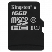 Memorijska kartica KINGSTON Canvas Select MicroSDHC 16GB class 10 UHS-I - SDCS/16GBSP  microSD, 16GB, UHS U1