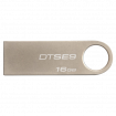 KINGSTON 16GB USB 2.0, DataTraveler SE9 (Sivi) - DTSE9H/16GB  USB 2.0, 16GB, Siva