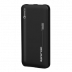 PROMATE Power bank / eksterna baterija Crown - 10QC  10000 mAh, Micro-USB, USB-C, Lightning, Crna