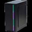 Računar GIGATRON PRIME LIDER STRIPE GTX  AMD Ryzen 3, 8GB DDR4 2666 MHz, 240GB SSD, GeForce GTX 1050 Ti