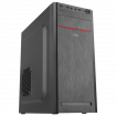 Računar GIGATRON Aurora Lider R34008G240S  AMD Ryzen 5, 8GB DDR4 2666 MHz, 240GB SSD, Integrisana AMD Radeon Vega 11