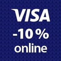 10% Popusta uz VISA karticu